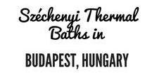 Széchenyi Thermal Baths in Budapest, Hungary / If you ever visit the Hungarian Capital, make sure you visit Széchenyi Thermal Baths as it is a must in any itinerary. It is beneficial for the body, mind and soul. Go on a tour!