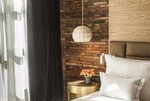Marset lighting for hotels