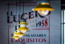 Marset lighting for restaurants & bars