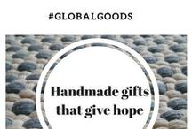 Macy's Global Goods Partners, Gifts That Give Hope / Are you looking for handicrafts or original gifts to give away or for your home? Macy's Global Goods offer unique and colorful products that help empower women around the world. Come find out more!