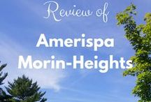 Amerispa Nordique Morin-Heights / A tour of the facilities of the property and surrounding areas