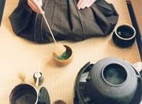 Tea, tea ceremony / Tea, teaszertartás