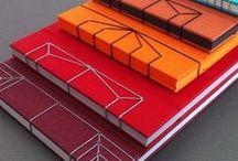Bookbinding - DIY book / Könyvkötészet