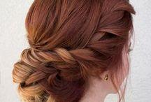 Hair styles, braid / Hajstílusok, hajfonatok