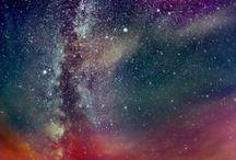 Sky, stars, nebulae / Ég, csillagok, nebulák