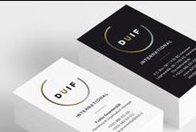 Logo design by Deep / It's all about my outstanding, creative and inspiring Brand + Identity design.