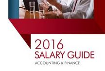 Salary Guides / To attract the financial talent you want, get the salary data you need.