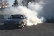 Burnouts / by CJ Pony Parts