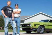 Customer Mustangs