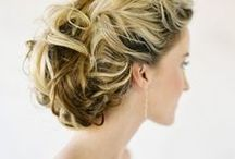 hair / wedding hair inspiration