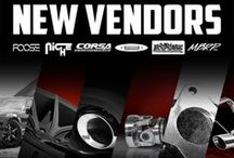 Brands at CJ Pony Parts / Are you looking for Mustang parts from one of your favorite brands? - CJ Pony Parts has over 100 different brands that offer the best Ford and Mustang parts on the market!