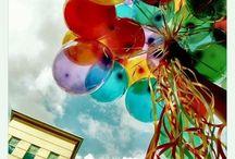 Ispirazioni colorate, forme interessanti...