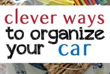 Car Organization / Tips and tricks for organizing and cleaning the car.