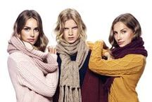 More knits for less / Looking for those perfect, cozy knits? Ribbed sweaters, cardigans, turtlenecks…We have all the latest styles in the latest shades of autumn colours. Welcome to our world of knits.