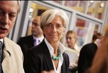 Christine la Garde / A collection of fashion by Christine la Garde
