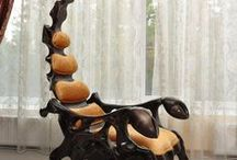 chairs / by Petra