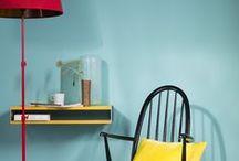 Kleuren / Wat kleuren allemaal met je interieur kunnen doen.