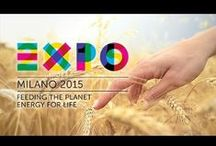 #EXPO2015: FEEDING PLANET! / FEEDING THE PLANET | ENERGY FOR LIFE  Milan, Italy, World