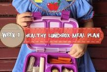 Lunch box ideas / Ideas and tips for the school lunch boxes