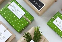 Gifts packing