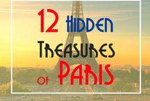 To do in Paris / Leuke dingen doen in Parijs