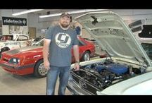 Under the Hood (YouTube Series) / Welcome to a new series of videos from CJ Pony Parts called Under The Hood. In these videos we will be highlighting what we have been doing here at CJ's as well as whats hot in the Mustang and Ecoboost community. We will be doing these videos every few weeks, focusing on a different Mustang generation, showing you what we have installed, new parts and latest news.