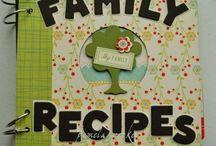 Scrapbook ricette