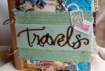 Scrapbooking vacation / travel