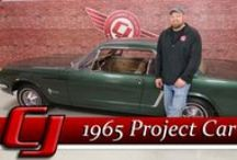 1965 Project Car / by CJ Pony Parts