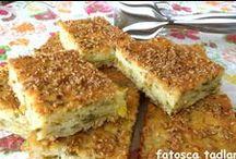 FOOD; DONUT AND PASTRY ( Börek Poaça)