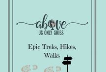 Epic Treks Hikes Walks / Hikes, Treks, Walks and Bumble's throughout the world. World Travel. Get your boots on! Walking holidays. Hiking Vacations. #Hiking #Trekking #Trekkingholidays #theGreatOutdoors #walk1000miles