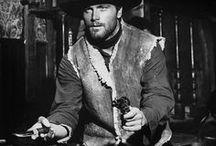Spirit / Пыльные дороги, заряженные револьверы и дух приключений. Вестерны, ковбои, индейцы, киногерои, роковые женщины и суровые мужчины.  Western - Road - Cowboy - Gun - Heroes - Country Style