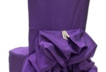 Chair sashes and Chair covers / by Debdie Hudson