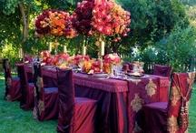 Fancy tables / by Debdie Hudson
