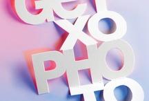 typo // logo // picto