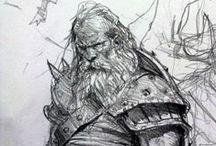 art // sketch // drawing
