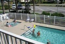 Grand Caribbean / Condo Rental located in Destin, FL along Crystal Beach.