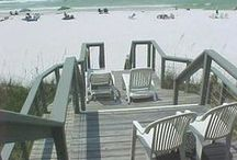 Morgan Duplex / Gulf Front Duplex Rental in Destin, FL.