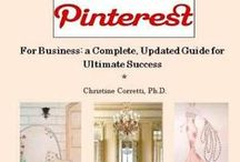 Pinterest I Business / #books and #articles on #Pinterest for #business    / by Christine Corretti