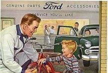 Ford Advertisements - OLD
