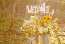Rustic, Cowgirl and Wildflower Weddings!
