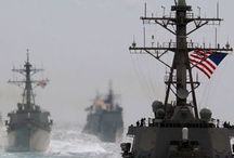 Ships Ahoy! / Naval Vessels / by Wiljohn Maronilla