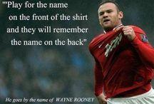 Manchester United. Legends. Best of the best. / Wayne Rooney. Robin van Persie. Eric Cantona. Angel di Maria. Juan Mata. David Beckam. de Gea. Ryan Gigs. Cristiano Ronaldo and many many others