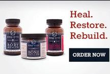 Heal...Rebuild...Restore... / Shop and learn about  CeliVites nutritional supplements developed and designed specifically for celiac patients.