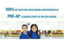 IDEA Education / See why these students and parents choose IDEA Public Schools as their choice for education!