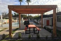 Outdoor Spaces / Here are some of the very best outdoor spaces from Vestis Group, organized and shared with you.