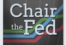 Chair the Fed: A Game / Our new Chair the Fed Game has officially launched! / by SF Fed Education