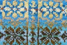 Knitting fair and square / Knitting inspiration