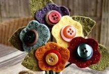Sewing Crafts / Easy sewing crafts for beginners! Try these at home!
