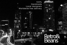 Retro & Beans / This Swedish handmade design shop gathers unique garments and accessories and ships them to you worldwide. Retro & beans handpicks design items for ridiculously picky people like ourselves – including design accessories, clothing and home decor for women, men and children. Couldn't miss our design list -we're as picky as they are! http://www.urbanhypsteria.com/retro-beans/